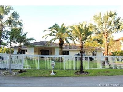 Pinecrest Single Family Home For Sale: 5941 SW 136th St