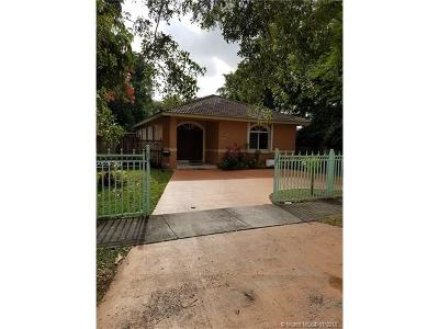 Coral Gables Single Family Home For Sale: 5210 SW 5th Ter