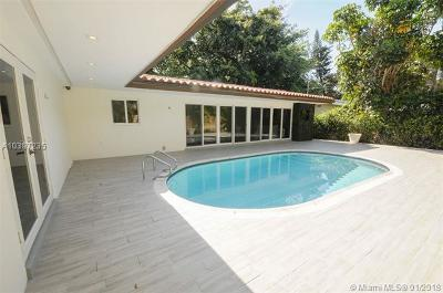 Coral Gables Single Family Home For Sale: 4730 W Ingraham Ter