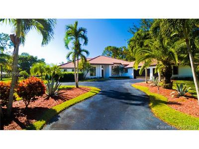 Coral Springs Single Family Home For Sale: 7798 NW 55th Pl