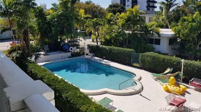 Bay Harbor Islands Rental For Rent: 1065 98th St #10