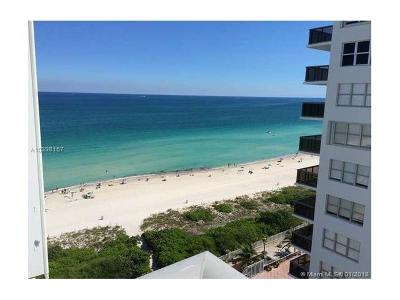 Miami Beach Condo For Sale: 6039 Collins Ave #1504
