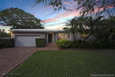 Coral Gables Single Family Home For Sale: 1221 Andora Ave