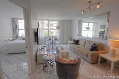 Miami Beach Condo For Sale: 100 Lincoln Rd #638