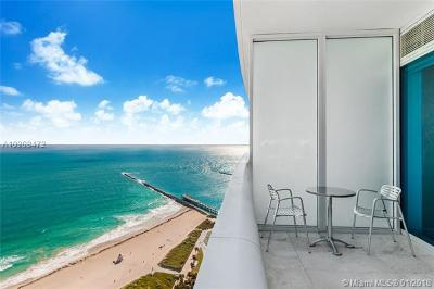 Miami Beach Condo For Sale: 100 S Pointe Dr #3405