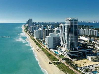 Miami Beach Condo For Sale: 6801 Collins Ave #LPH02