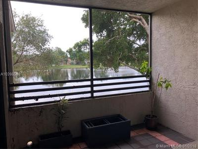 Plantation Condo For Sale: 9859 NW 3rd Ct #3