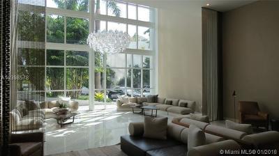 Miami Condo For Sale: 2020 N Bayshore Dr #1501