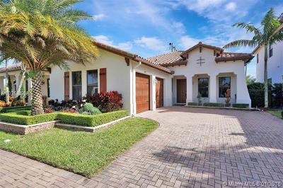 Cooper City Single Family Home For Sale: 4089 NW 85th Dr