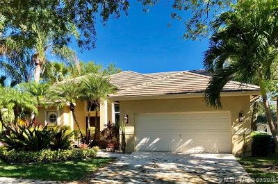 Weston Single Family Home For Sale: 2666 Palmer Pl