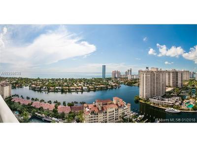 Aventura Condo For Sale: 19955 NE 38 Ct #2801