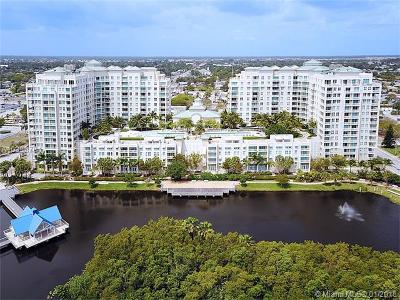 Boynton Beach Condo For Sale: 350 N Federal Hwy #701S