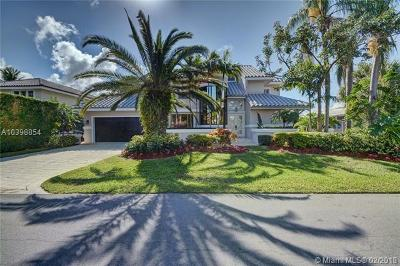 Fort Lauderdale Single Family Home For Sale: 3140 NE 40th Ct