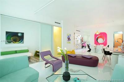 Miami Beach Condo For Sale: 1700 Meridian Ave #407