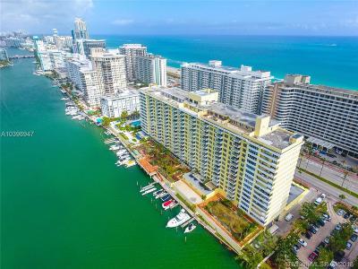 Miami Beach Condo For Sale: 5600 Collins Ave #16E