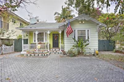 Miami Single Family Home For Sale: 3201 Day Ave