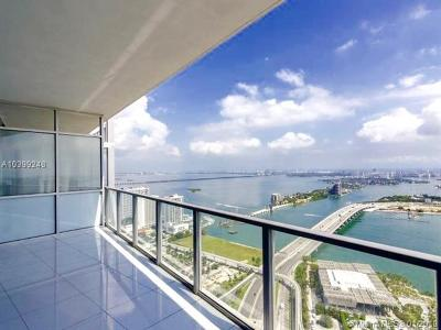 Miami Condo For Sale: 1100 Biscayne Blvd #5403