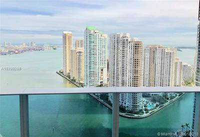 Condo For Sale: 200 Biscayne Boulevard Way #3603