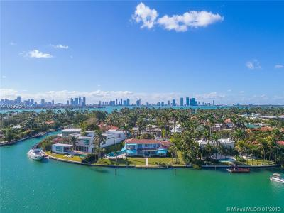 Miami Beach Single Family Home For Sale: 2315 Lake Ave