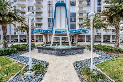 Hollywood Condo For Sale: 1500 S Ocean Dr #2G