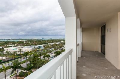 bal harbour Condo For Sale: 9801 Collins Ave #12Q