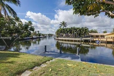 Fort Lauderdale Single Family Home For Sale: 4019 NE 34th Ave