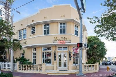 Commercial For Sale: 7643 Harding Ave