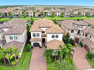 Delray Beach Single Family Home For Sale: 8248 Lost Creek Ln