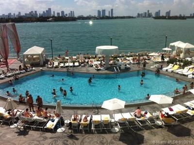 Miami Beach Condo For Sale: 1100 West Ave #510