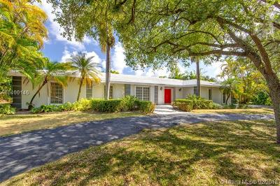 Pinecrest Single Family Home For Sale: 6460 SW 94th St