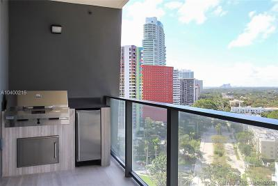 Echo Brickell, Echo Brickell Condo Condo For Sale: 1451 Brickell Ave #1705
