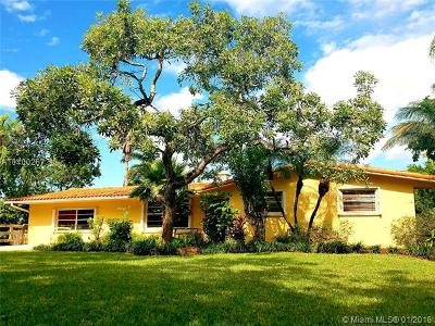 Miami Single Family Home For Sale: 12305 SW 45th St