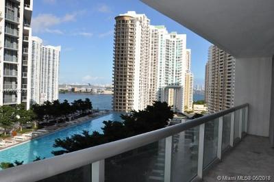 Condo For Sale: 495 Brickell Ave #1710