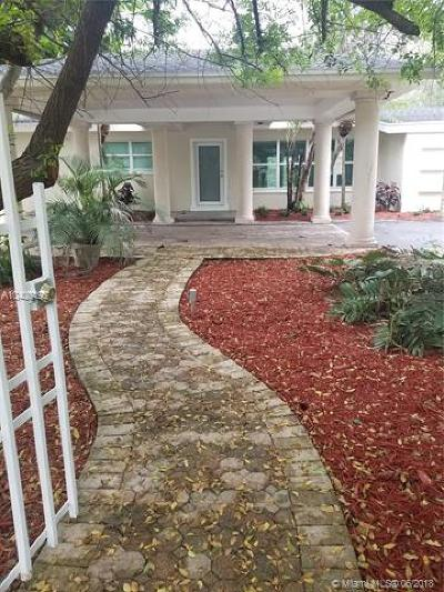 Pinecrest Single Family Home For Sale: 8010 SW 132nd St