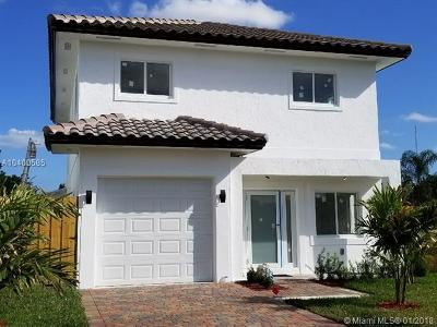 Miramar Single Family Home For Sale: 2243 SW 62 Ave