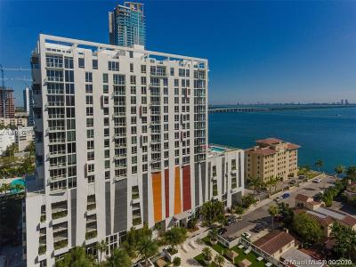 Crimson Condo, Crimson Miami, The Crimson, The Crimson Condo, The Crimson Condominium Rental For Rent: 601 NE 27th St #1102
