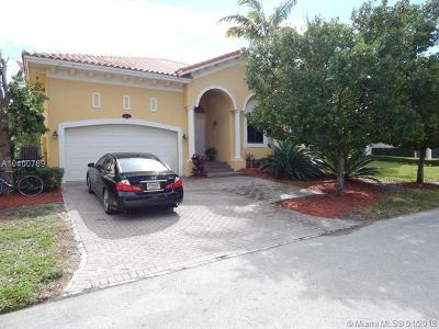 Cutler Bay Single Family Home For Sale: 19021 SW 74th Ave