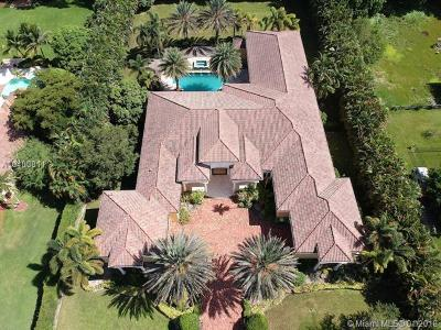 Plantation Single Family Home For Sale: 11420 NW 4th St