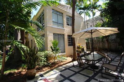 Miami Beach Condo For Sale: 1572 Meridian Av #4