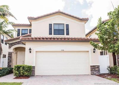 Hialeah Single Family Home For Sale: 3430 W 88th St