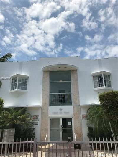 Miami Beach Condo For Sale: 1526 Pennsylvania Ave #7