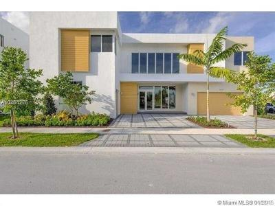 Miami Single Family Home For Sale: 10223 NW 75th Ter