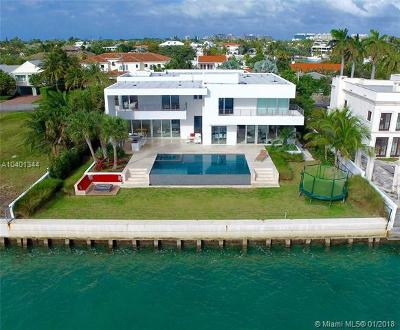 Key Biscayne Single Family Home For Sale: 620 S Mashta Dr