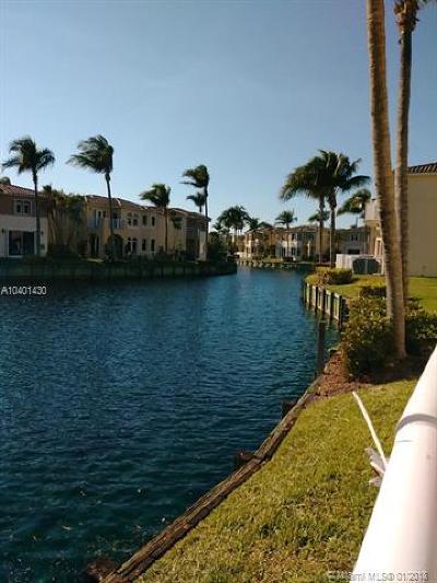 Aventura Single Family Home For Sale: 3190 NE 211th St