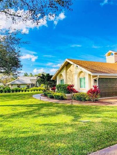 Wellington Single Family Home For Sale: 14900 S Horseshoe Trce