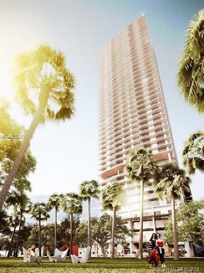 Miami Condo For Sale: 1100 S Miami Av #310