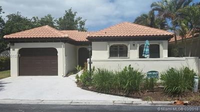 Jupiter Single Family Home For Sale: 1471 Via De La Palma