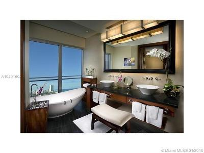 Bal Harbour Single Family Home For Sale: 10295 Collins Ave #216/7