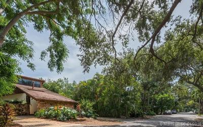 Miami Single Family Home For Sale: 4012 Bonita Ave