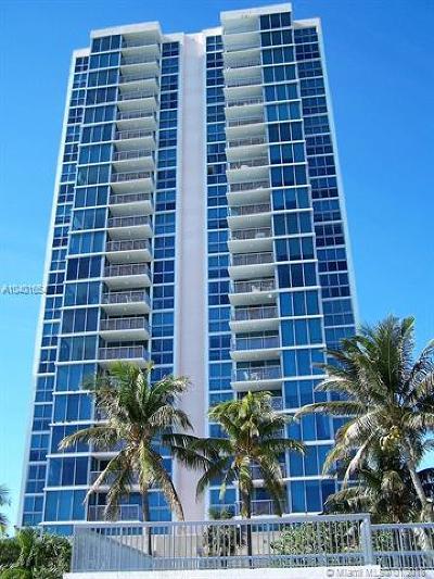 Miami Beach Condo For Sale: 2655 Collins Ave #1910
